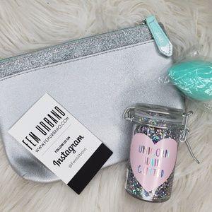 Silver Ipsy Makeup Bag Bundle Deal